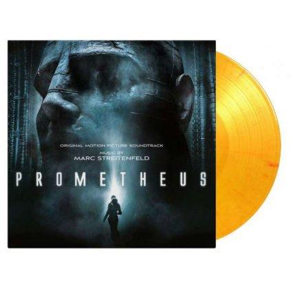 VINYLO.SK | OST ♫ Prometheus / Limited Edition of 1000 Copies / Flaming Coloured Vinyl [2LP] 8719262020436