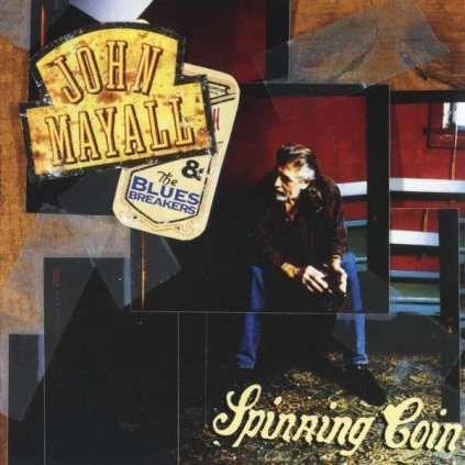 VINYLO.SK | Mayall John & The Bluesbreakers ♫ Spinning Coin / HQ [LP] 8719262020504