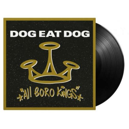 VINYLO.SK   Dog Eat Dog ♫ All Boro Kings / HQ [LP] 8719262020702