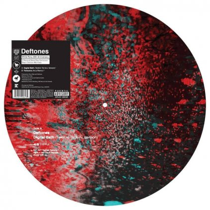 VINYLO.SK   Deftones ♫ Digital Bath (Telefon Tel Aviv) / Picture Vinyl =RSD= [LP] Vinyl 0054391926135