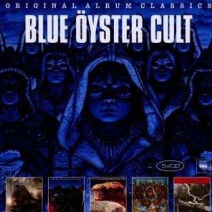 VINYLO.SK   BLUE OYSTER CULT - ORIGINAL ALBUM CLASSICS [5CD]