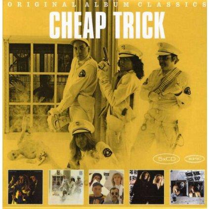 VINYLO.SK | CHEAP TRICK - ORIGINAL ALBUM CLASSICS2 [5CD]
