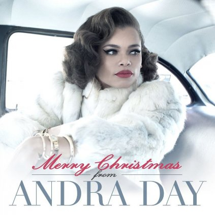 VINYLO.SK | Day Andra ♫ Merry Christmas From Andra Day / Ruby Vinyl [LP] Vinyl 0093624881230