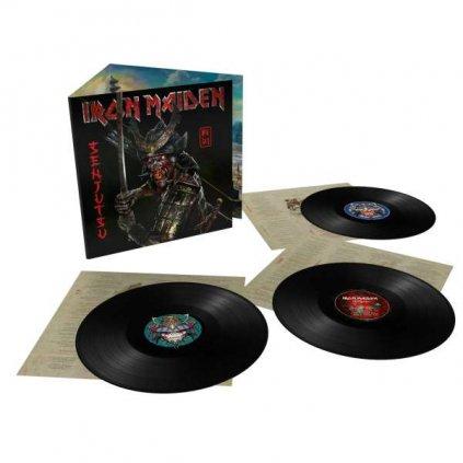 VINYLO.SK   Iron Maiden ♫ Senjutsu [3LP] Vinyl 0190295015916