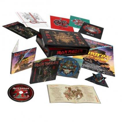 VINYLO.SK | Iron Maiden ♫ Senjutsu [2CD + Blu-ray] 0190295015923
