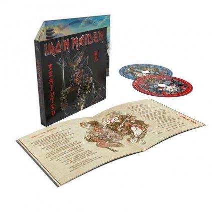VINYLO.SK | Iron Maiden ♫ Senjutsu / Digipack [2CD] 0190295015947
