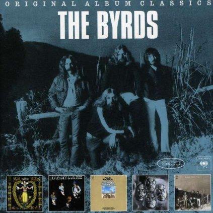 VINYLO.SK   BYRDS - ORIGINAL ALBUM CLASSICS [5CD]