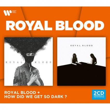 VINYLO.SK   Royal Blood ♫ Royal Blood & How Did We Get So Dark? [2CD] 0190296714030