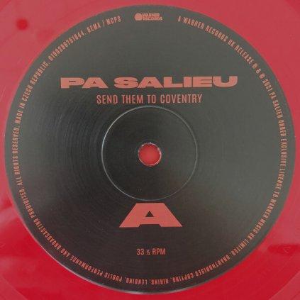VINYLO.SK   Salieu Pa ♫ Send Them To Coventry / Red Vinyl =RSD= [LP] Vinyl 0190296751844