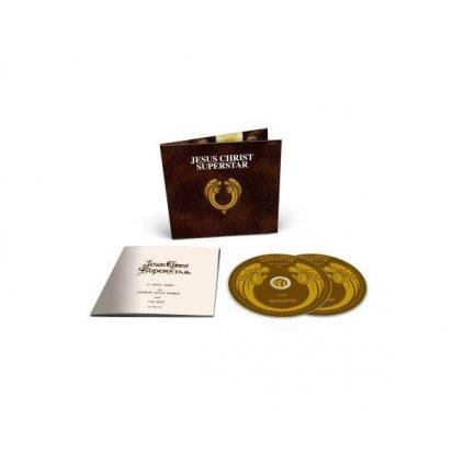 VINYLO.SK   Webber Andrew Lloyd ♫ Jesus Christ Superstar / 50th Anniversary / Remaster 2021 [2CD] 0600753933190