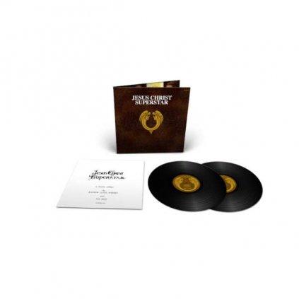 VINYLO.SK   Webber Andrew Lloyd ♫ Jesus Christ Superstar / 50th Anniversary / Half-Speed Remaster  [2LP] Vinyl 0600753933312