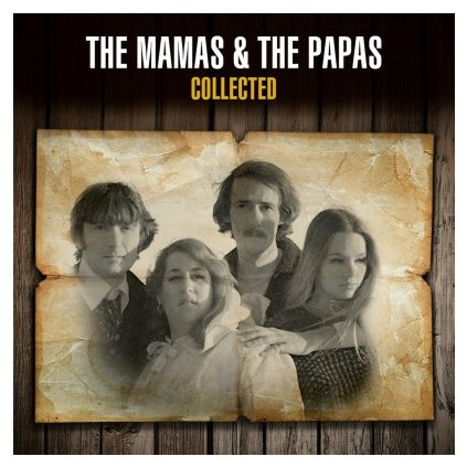 VINYLO.SK | MAMAS & THE PAPAS - COLLECTED (2LP)180GR./GATEFOLD/INSERT/PVC SLEEVE