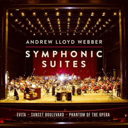 VINYLO.SK | Webber Andrew Lloyd ♫ Symphonic Suites [CD] 0602438199532