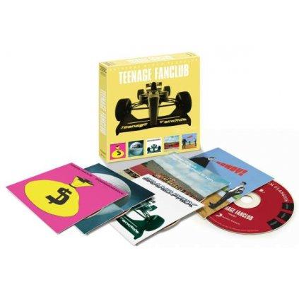VINYLO.SK | TEENAGE FANCLUB - ORIGINAL ALBUM CLASSICS [5CD]