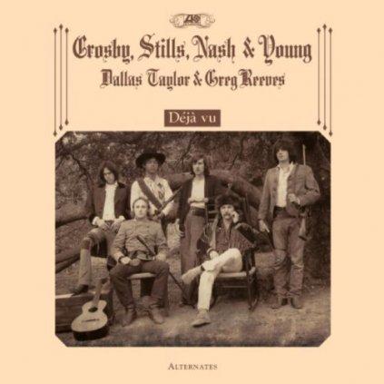 VINYLO.SK   Crosby, Stills, Nash & Young ♫ Deja Vu Alternates =RSD= [LP] Vinyl 0603497845019