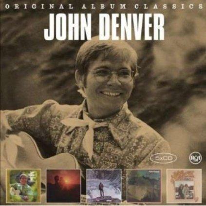 VINYLO.SK | DENVER, JOHN - ORIGINAL ALBUM CLASSICS [5CD]