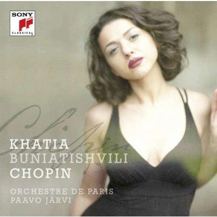 VINYLO.SK | BUNIATISHVILI, KHATIA - CHOPIN: WORKS FOR PIANO [CD]