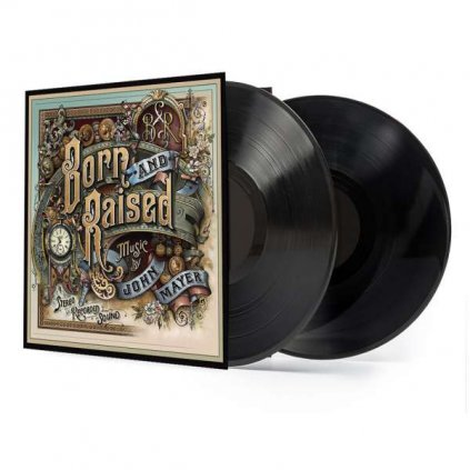 VINYLO.SK | MAYER, JOHN - BORN AND RAISED [2LP + CD]