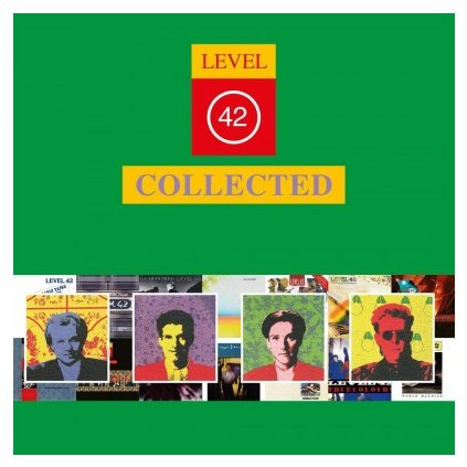 VINYLO.SK | LEVEL 42 - COLLECTED (2LP)180GR./4P INSERT/GATEFOLD