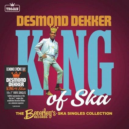 VINYLO.SK   Dekker Desmond ♫ King Of SKA: The Early Singles Collection 1963 – 1966 =RSD= [10SP7inch] Vinyl 4050538655827