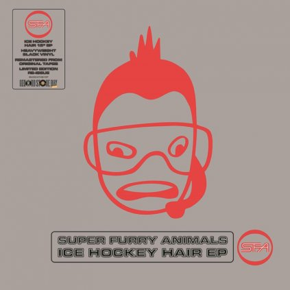 VINYLO.SK | Super Furry Animals ♫ Ice Hockey Hair Ep =RSD= [EP12inch] Vinyl 4050538656251