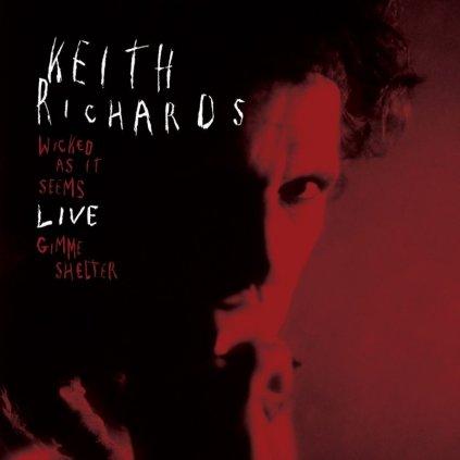 VINYLO.SK | Richards Keith ♫ Wicked As It Seems =RSD= [SP7inch] Vinyl 4050538659078