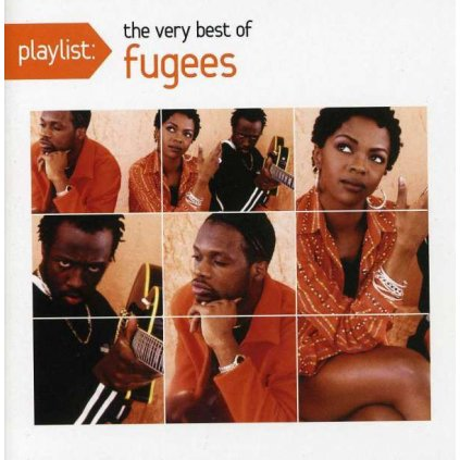 VINYLO.SK | FUGEES - PLAYLIST: THE VERY BEST OF THE FUGEES [CD]