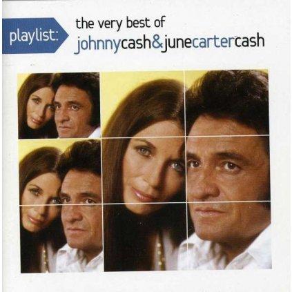 VINYLO.SK | CASH, JOHNNY & JUNE CARTE - THE VERY BEST OF JOHNNY CASH AND JUNE CARTER CASH [CD]