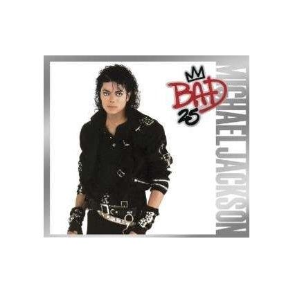 VINYLO.SK   JACKSON, MICHAEL - BAD / Anniversary [2CD]