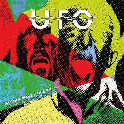 VINYLO.SK   UFO ♫ Mother Mary / This Kid'S / Clear Vinyl =RSD= [LP10inch] Vinyl 5060516096268