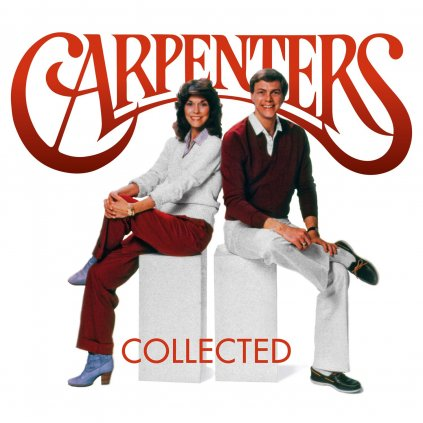 VINYLO.SK | CARPENTERS - COLLECTED [2LP] 180g GATEFOLD / 4P INSERT / PVC SLEEVE