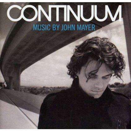 VINYLO.SK | MAYER, JOHN - CONTINUUM [CD]
