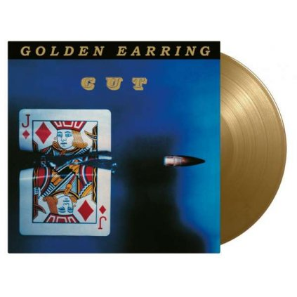 VINYLO.SK | Golden Earring ♫ Cut / Limited Edition / 1500 Numbered Copies On Gold Vinyl [LP] Vinyl 8719262019430