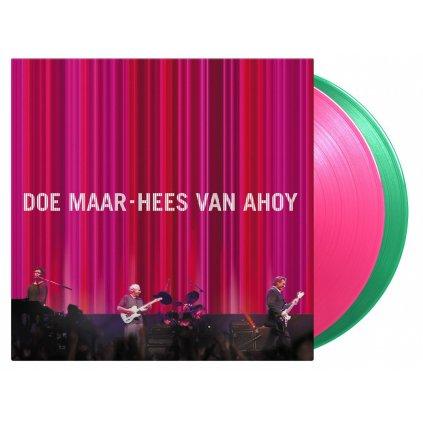 VINYLO.SK | Doe Maar ♫ Hees Van Ahoy / Limited Edition / 1000 Copies on Coloured Vinyl [2LP] Vinyl 8719262019539