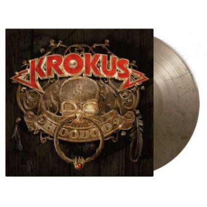 VINYLO.SK   Krokus ♫ Hoodoo / Limited Edition / 1500 Copies On Black & Gold Marlbled Vinyl [LP] Vinyl 8719262019560