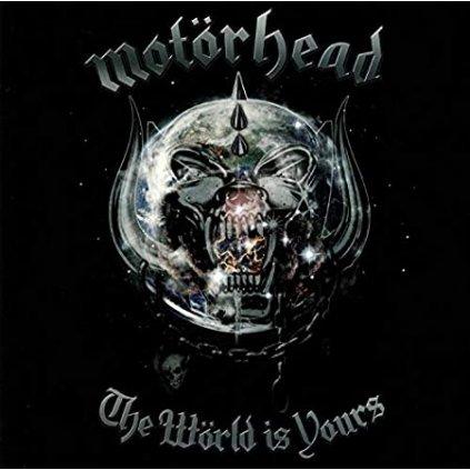 VINYLO.SK | Motörhead ♫ The Wörld is Yours / Limited Edition / Coloured Vinyl [LP] vinyl 5099994921816