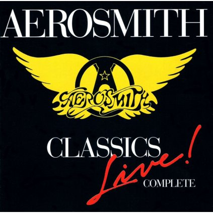 VINYLO.SK | Aerosmith ♫ Classics Live Complete [CD] 5099748735126