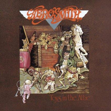 VINYLO.SK | Aerosmith ♫ Toys In The Attic [CD] 5099747496424