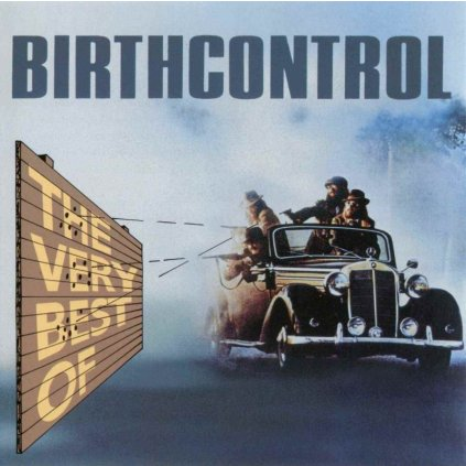 VINYLO.SK | Birth Control ♫ The Very Best Of Birthcontrol [CD] 5099746737122