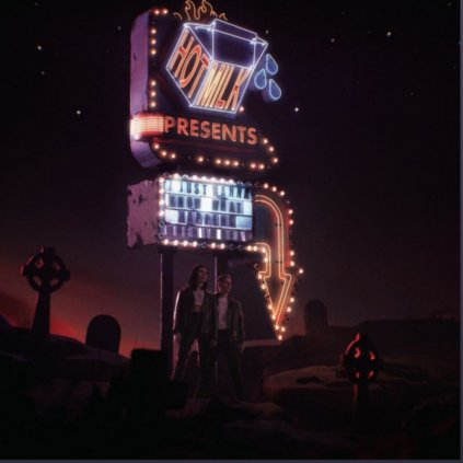 VINYLO.SK   Hot Milk ♫ I Just Wanna Know What Happens When I'm Dead / Purple Vinyl [LP] Vinyl 0194399186015