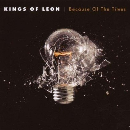 VINYLO.SK | KINGS OF LEON - BECAUSE OF THE TIMES [CD]