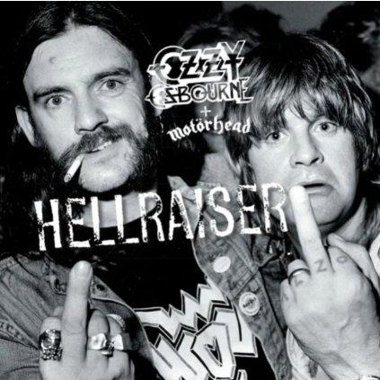 VINYLO.SK | Osbourne Ozzy & Motörhead ♫ Hellraiser [LP10inch] Vinyl 0194399386910