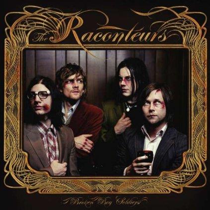 VINYLO.SK | Raconteurs ♫ Broken Boy Soldiers [CD] 0194399009321