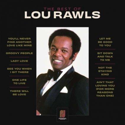 VINYLO.SK | Rawls Lou ♫ The Best Of Lou Rawls [LP] Vinyl 0194398598611