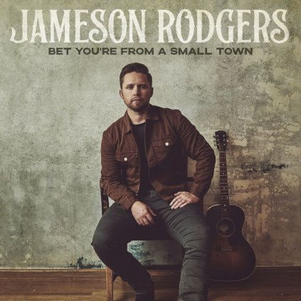 VINYLO.SK | Rodgers Jameson ♫ Bet You're from a Small Town [CD] 0194399278727