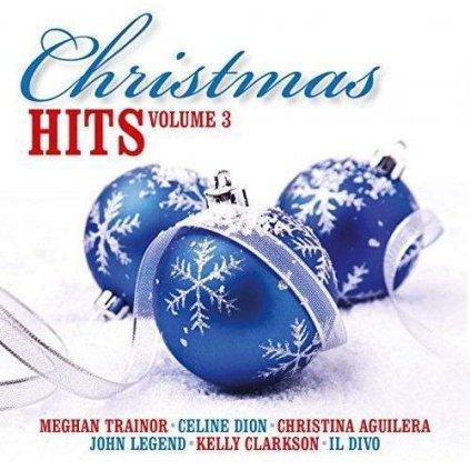 VINYLO.SK   Rôzni interpreti ♫ Christmas Hits Volume 3 [CD] 0888751581722