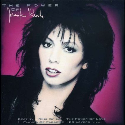 VINYLO.SK | Rush Jennifer ♫ The Power Of Jennifer Rush [CD] 5099746916329
