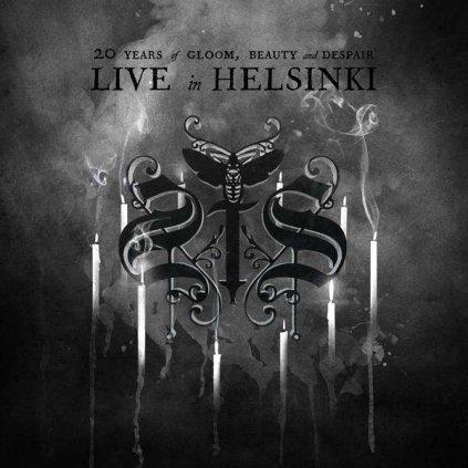 VINYLO.SK | Swallow The Sun ♫ 20 Years of Gloom, Beauty And Despair - Live In Helsinki  [2CD + DVD] 0194398772325