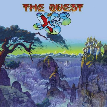 VINYLO.SK | Yes ♫ The Quest / Incl. Artbook [2CD + Blu-Ray] 0194398788227