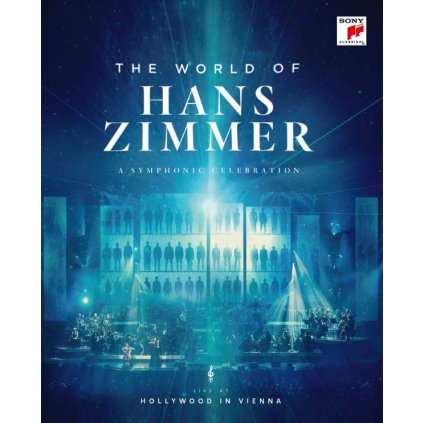 VINYLO.SK | Zimmer Hans ♫ The World of Hans Zimmer - Live At Hollywood In Vienna [Blu-Ray] 0194399339695